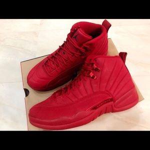 "Air Jordan 12 ""Gym Red"""